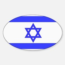 Flag Of Isreal Decal