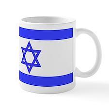 Flag Of Isreal Mugs