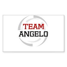 Angelo Rectangle Decal