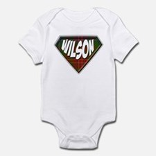 Wilson Superhero Infant Bodysuit