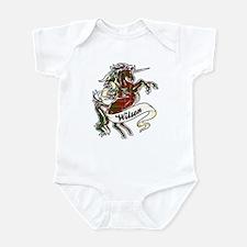 Wilson Unicorn Infant Bodysuit