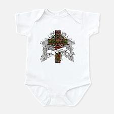 Wilson Tartan Cross Infant Bodysuit