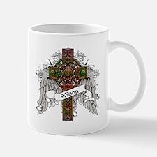 Wilson Tartan Cross Mug