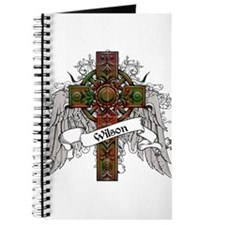 Wilson Tartan Cross Journal
