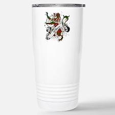 Wilson Tartan Lion Thermos Mug