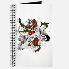 Wilson Tartan Lion Journal