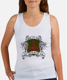 Wilson Tartan Shield Women's Tank Top