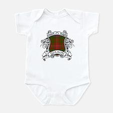 Wilson Tartan Shield Infant Bodysuit