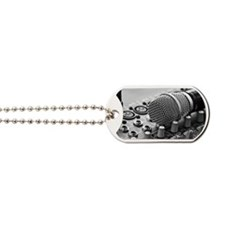 Music Equipment Dog Tags