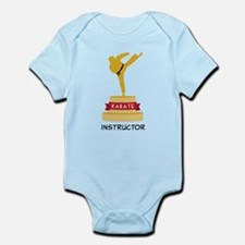 Karate Trophy Body Suit