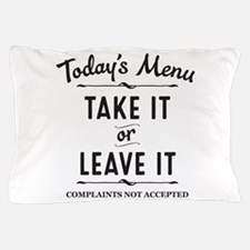 Funny Cute Quote Pillow Case