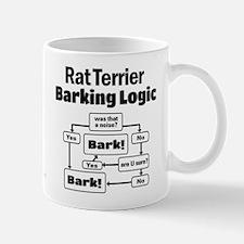 Rat Terrier logic Mug