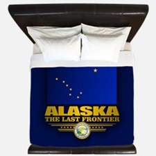 Alaska Pride King Duvet