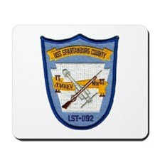 USS SPARTANBURG COUNTY Mousepad