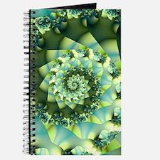 Unique Green aliens Journal