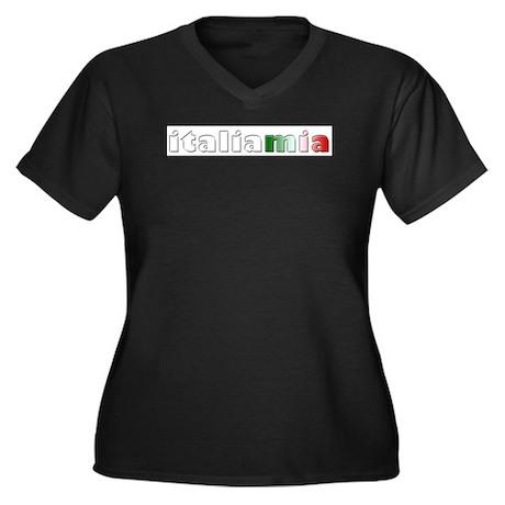 Italia Mia Plus Size T-Shirt