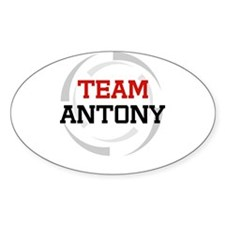 Antony Oval Decal
