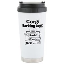 Corgi logic Travel Mug