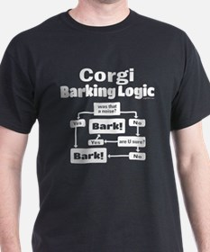 Corgi logic T-Shirt