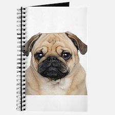 Funny Pug Journal