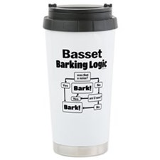 Basset logic Travel Mug