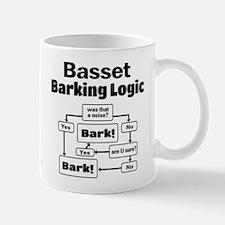 Basset logic Mug