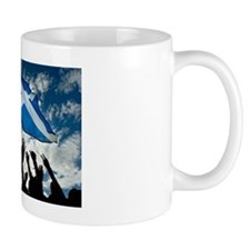Saltire Small Mug