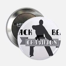 "Karate Champion Decal 2.25"" Button"