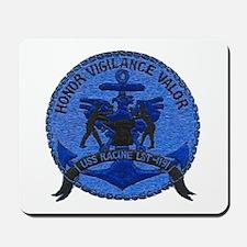 USS RACINE Mousepad