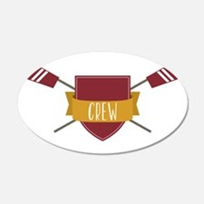 Crew Shield Wall Decal