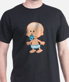 Baby Child Pacifier T-Shirt
