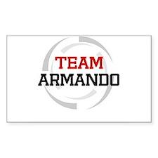 Armando Rectangle Decal
