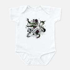 Watson Tartan Lion Infant Bodysuit