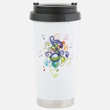 Music in the air Travel Mug