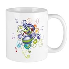 Music in the air Mugs