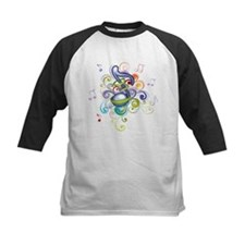Music in the air Baseball Jersey