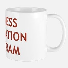 Cool Witness protection Mug
