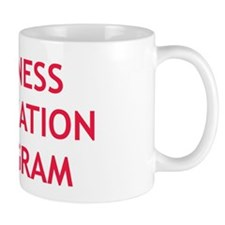 Witness Relocation Program Red Mug