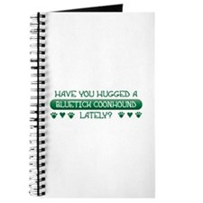 Hugged Bluetick Journal