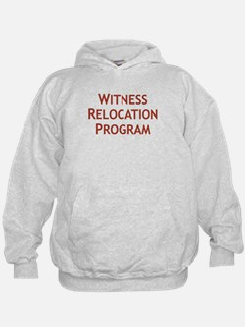 Witness Relocation Program Hoodie