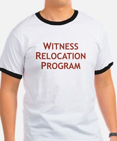 Witness Relocation Program T-Shirt