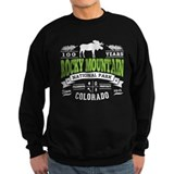 Colorado rocky mountains Sweatshirt (dark)