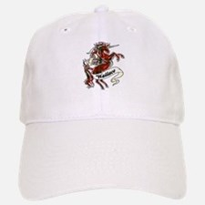 Wallace Unicorn Baseball Baseball Cap