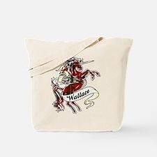 Wallace Unicorn Tote Bag