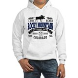 Rocky mountain national park Hooded Sweatshirt