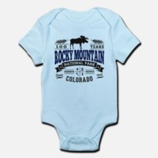 Rocky Mountain Vintage Infant Bodysuit