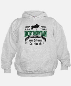 Rocky Mountain Vintage Hoodie