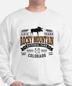 Rocky Mountain Vintage Sweater