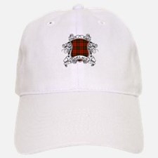 Wallace Tartan Shield Baseball Baseball Cap