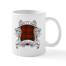 Wallace Tartan Shield Mug